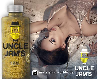 Uncle Jam's Design, Product Design, Brand, Creative,