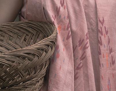 Lamongan Ikat Weave #1