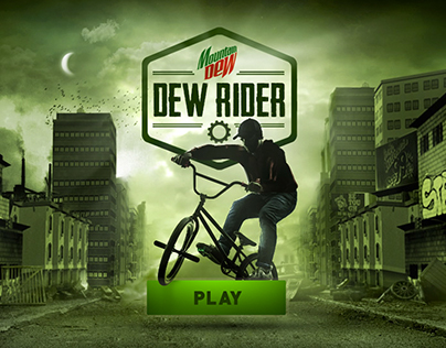 Mountain Dew - DewRider