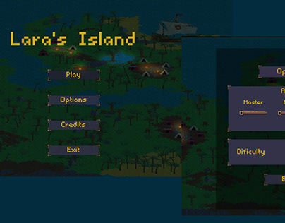 Lara's Island (GameDev Jam)
