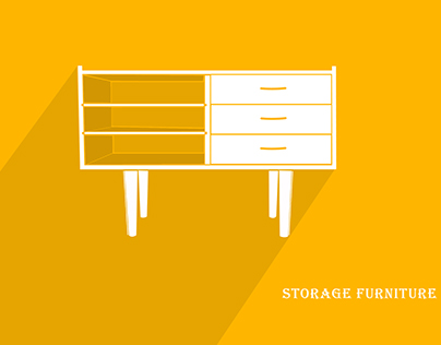 Storage furniture : workshop skill development