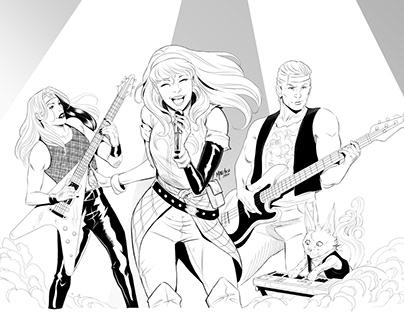 Rocking Stars