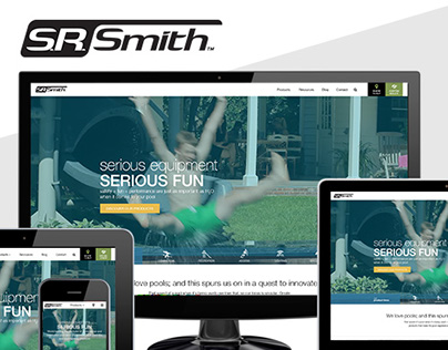 SR Smith Responsive Redesign
