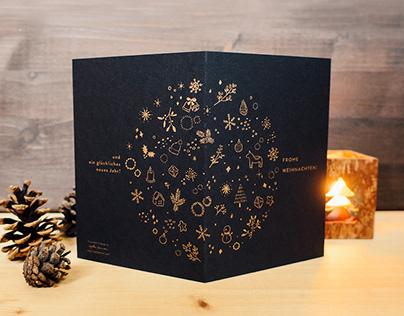 Card -Frohe Weihnachten! (2018)