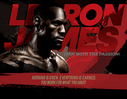 Lebron James Wallpaper Design Pranaytony!