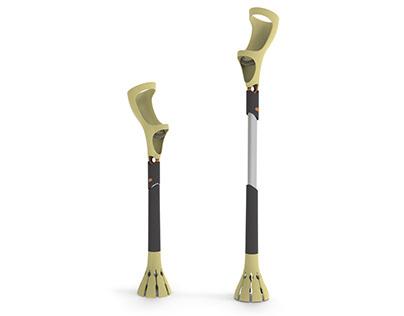 SKRECTH I Concept Crutch Design I