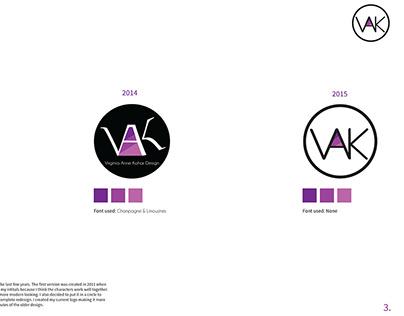 College Graphic and Web Design Portfolio