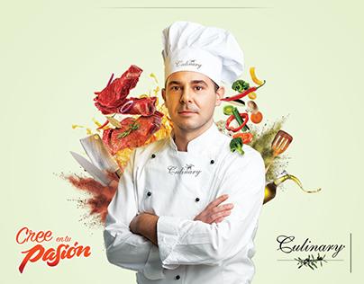 Culinary / Cree en tu pasión