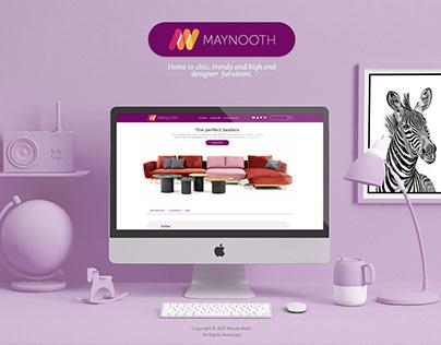 UX/UI Design of Furniture e-commerce website