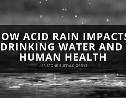 How Acid Rain Impacts Drinking Water and Human Health