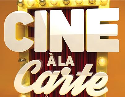 Cine à La Carte