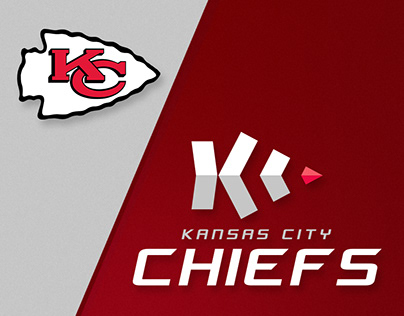 New logo - Kansas City Chiefs NFL