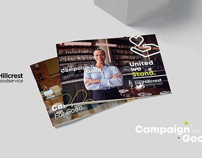 Campaign for Good - Hillcrest Foods Service