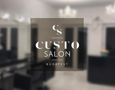 Custo Salon Budapest - Logo