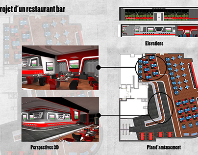 Projet restaurant bar