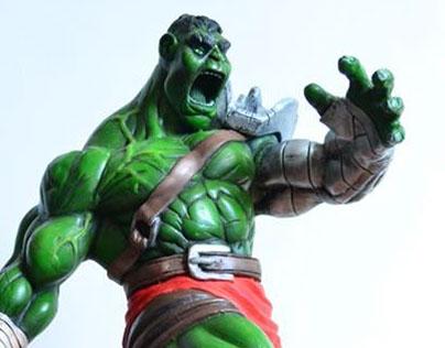 Hulk Gladiador (escultura)