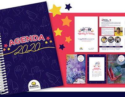 Desarrollo de Agenda 2020 y campaña para FUNDAL