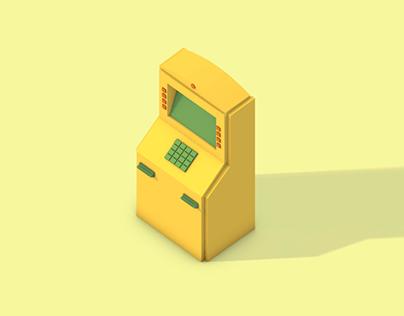 ATM animation