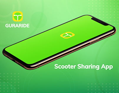 Scooter Ride Sharing App