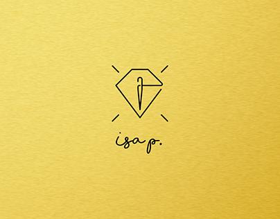 Isa P. | Brand Identity
