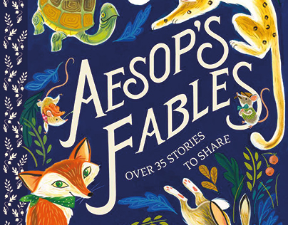 Aesop's Fables - Parragon Books ltd