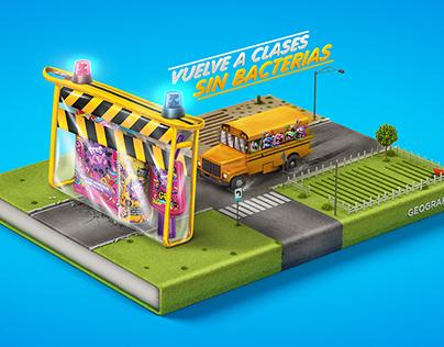 FresKids - Vuelta a Clases