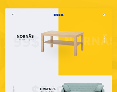 IKEA Concept Redesign