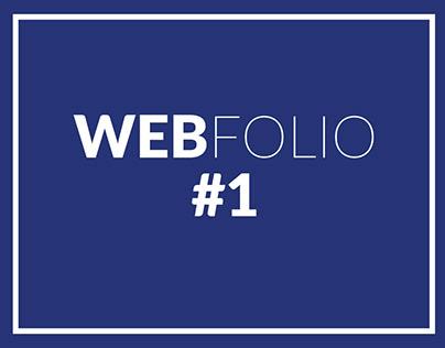 WebFolio #1