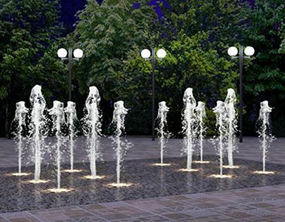 Visualization of Fountain