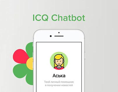 ICQ Chatbot