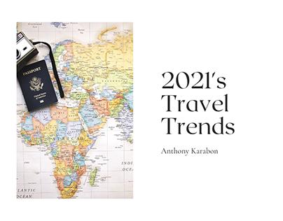 2021's Travel Trends