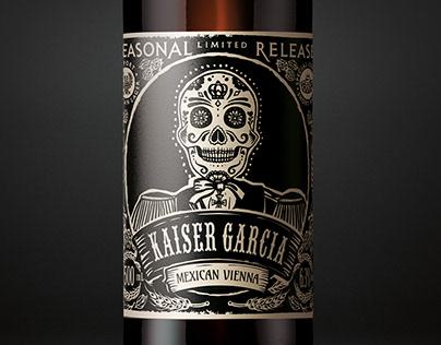 Zeelandt Brewery Kaiser Garcia — Illustration