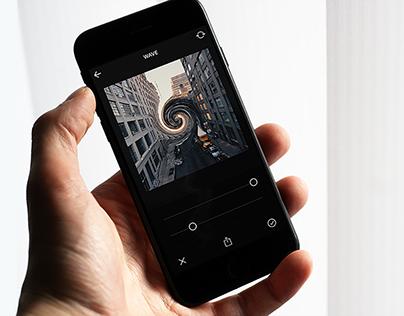 DEFQT – iPhone Photo App