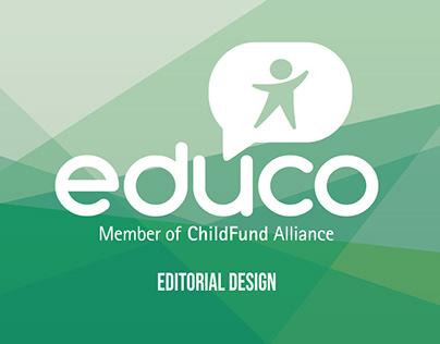 EDUCO-EDITORIAL DESIGN