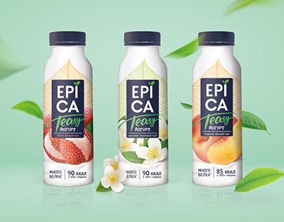Epica Teasy - fruit and tea pleasure!