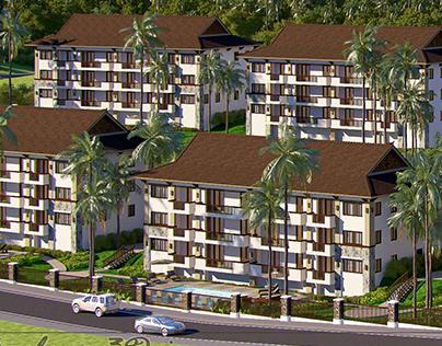 Kembali Coast Condominium (Exterior)