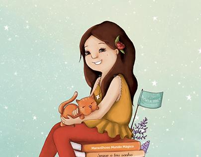 Meet the artist - Children's illustrator & Designer