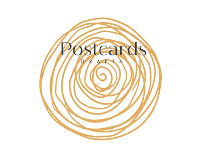Postcard Drafts- Spatial Communications Week 1