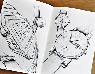 Watch Sketchbook