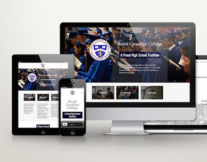 College Website Redesign