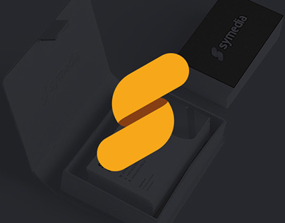 Symedia - branding and identity