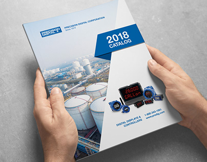 Catalog Design for an Industrial Brand