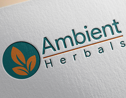 Ambient Herbals - Brand Identity and Website Design