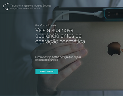 Web Site - Dr.Tarcísio
