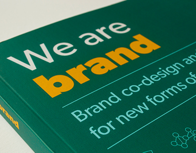 We Are Brand - Master Thesis Book