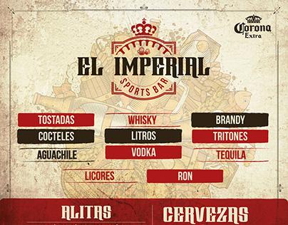 El Imperial, Sportsbar