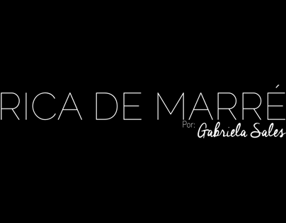 Rica de Marré - Responsive Theme for WordPress