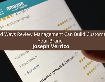 Joseph Verrico: 5 Unexpected Ways Review Management
