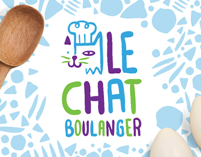 Le Chat Boulanger - Identity for a bakery