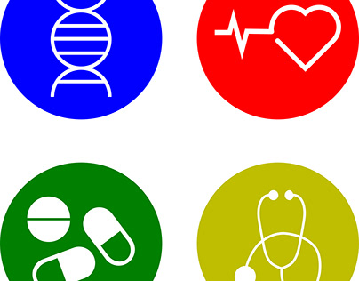 Health Symbols and Icons